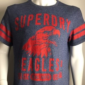 SuperDry Men's T- Shirt Short Sleeve